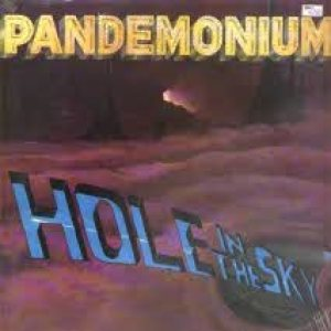 Pandemonium - Hole in the Sky cover art