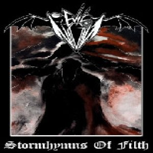 Evilnight - Stormhymns of Filth cover art
