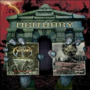 Obituary - The End Complete / World Demise cover art