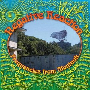 Negative Reaction - Frequencies from the Montauk cover art