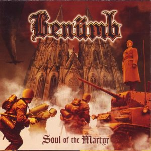 Benümb - Soul of the Martyr cover art