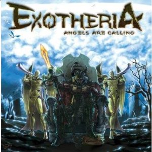 Exotheria - Angels Are Calling cover art
