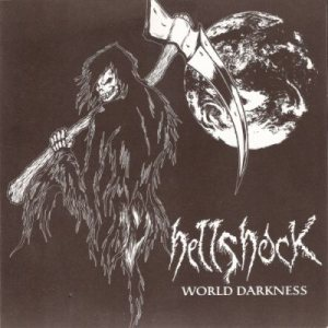 Hellshock - World Darkness cover art