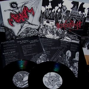 Mefitic - Misled Conjunction of Evil cover art