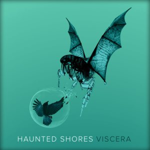 Haunted Shores - Viscera cover art