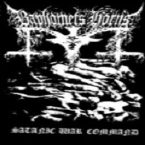 Baphomets Horns - Satanic War Command cover art