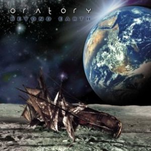Oratory - Beyond Earth cover art