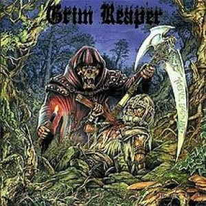 Grim Reaper - Rock You to Hell cover art
