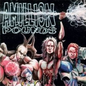 Amillion Pounds - The Long Journey Back From the Brink cover art