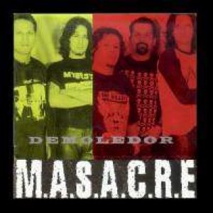 M.A.S.A.C.R.E. - Demoledor cover art