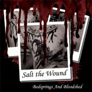 Salt the Wound - Bedsprings and Bloodshed cover art