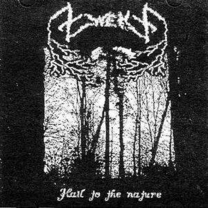 Zwenz - Hail to the Nature cover art