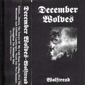 December Wolves - Wolftread cover art