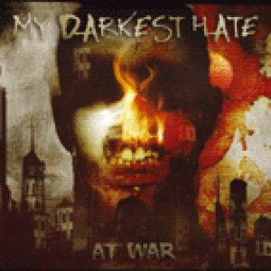 My Darkest Hate - At War cover art