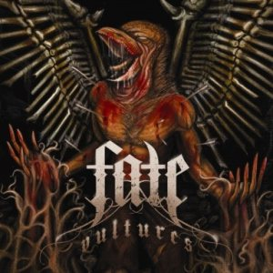 Fate - Vultures cover art
