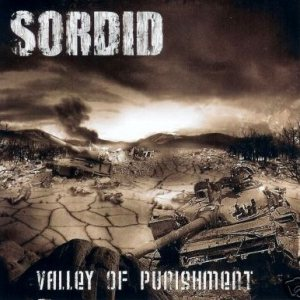 Sordid - Valley of Punishment cover art