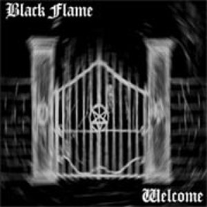 Black Flame - Welcome cover art