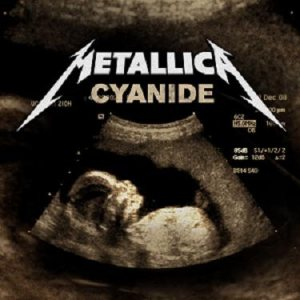Metallica - Cyanide cover art