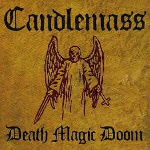 Candlemass - Death Magic Doom cover art