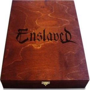 Enslaved - Wooden Box cover art