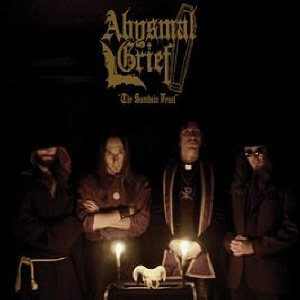 Abysmal Grief - The Samhain Feast cover art
