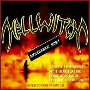 Hellwitch - The Epitome of Disgrace cover art