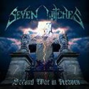 Seven Witches - Second War in Heaven cover art
