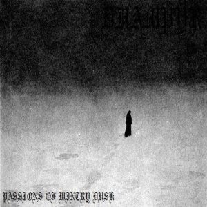 Dhampyr - Passions of Wintry Dusk cover art