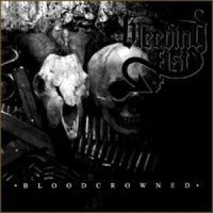 Bleeding Fist - Crowned in Blood cover art
