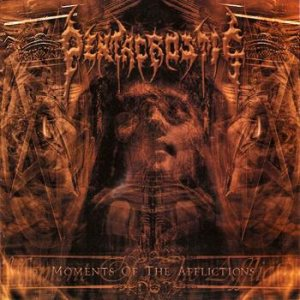 Pentacrostic - Moments of the Afflictions cover art