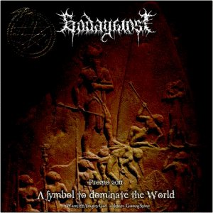 Godagainst - A Symbol to Dominate the World cover art