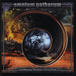 Omnium Gatherum - Rectifying Human Rejection cover art