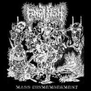 Anguish - Mass Dismemberment cover art