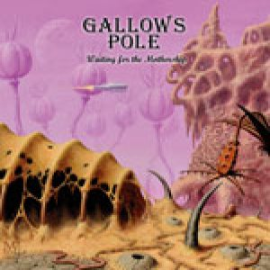 Gallows Pole - Waiting for the Mothership cover art