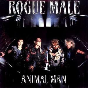 Rogue Male - Animal Man cover art