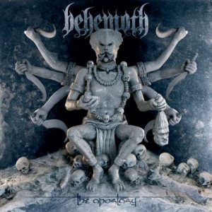 Behemoth - The Apostasy cover art
