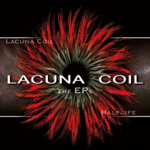 Lacuna Coil - The EPs cover art