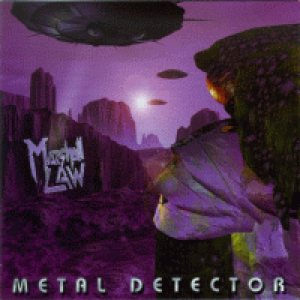 Marshall Law - Metal Detector cover art