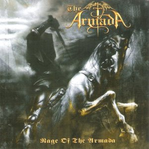 The Armada - Rage of the Armada cover art