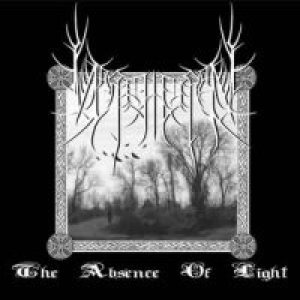 Manetheren - The Absence of Light cover art