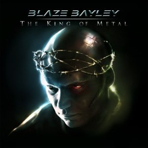 Blaze Bayley - The King of Metal cover art