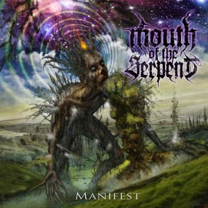 Mouth of the Serpent - Manifest cover art