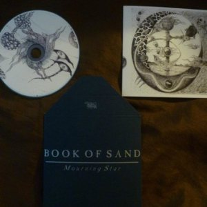 Book of Sand - Mourning Star cover art