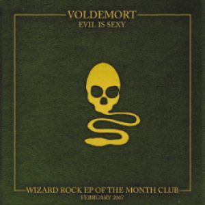 Voldemort - Evil Is Sexy cover art