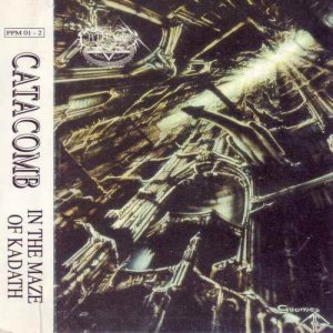 Catacomb - In the Maze of Kadath cover art