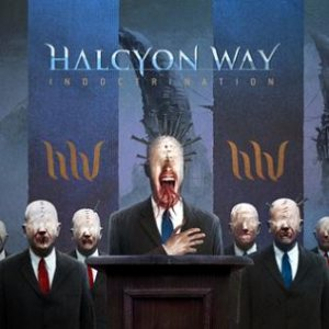 Halcyon Way - IndoctriNation cover art