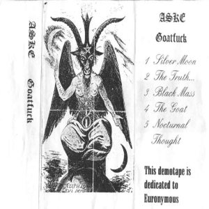 Aske - Goatfuck cover art