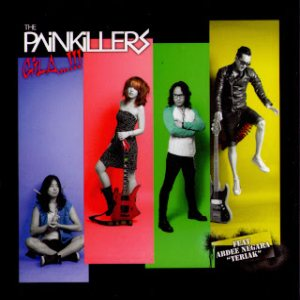 The Painkillers - Gila...!!! cover art