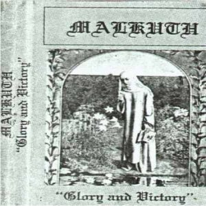 Malkuth - Glory and Victory cover art