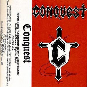 Conquest USA Heavy Metal Demo 1988